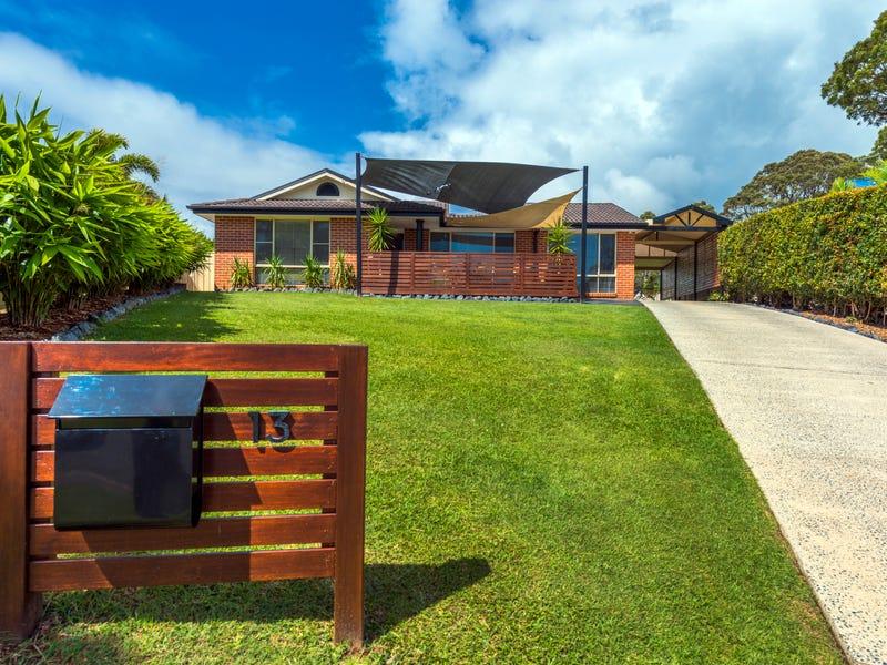 13 Strawberry Close, Woolgoolga, NSW 2456