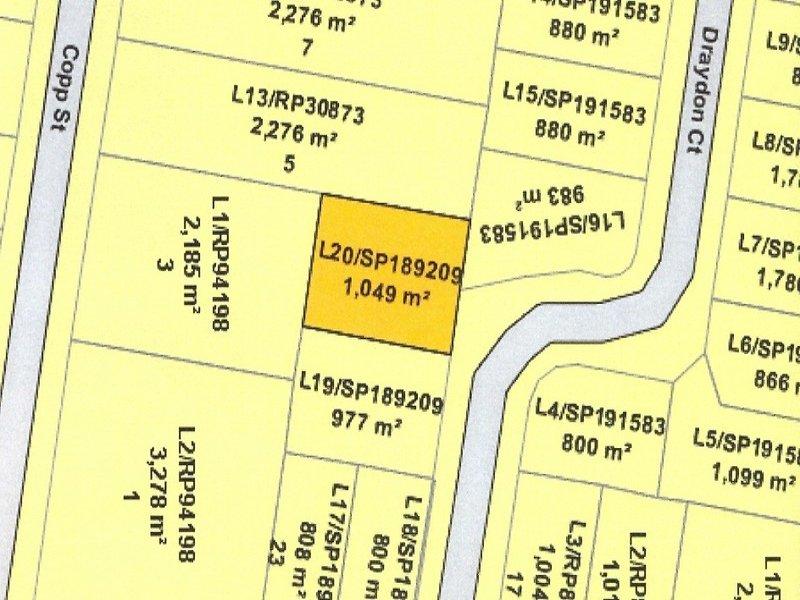 L 20 Draydon Court, Pittsworth, Qld 4356