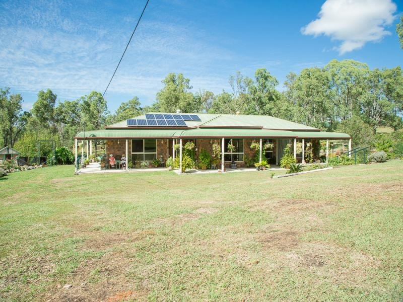 289 Thagoona-Haigslea Road, Mount Marrow, Qld 4306