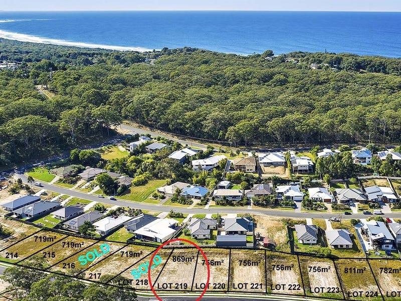 Lot 219 Swordfish Drive, Valla Beach, NSW 2448