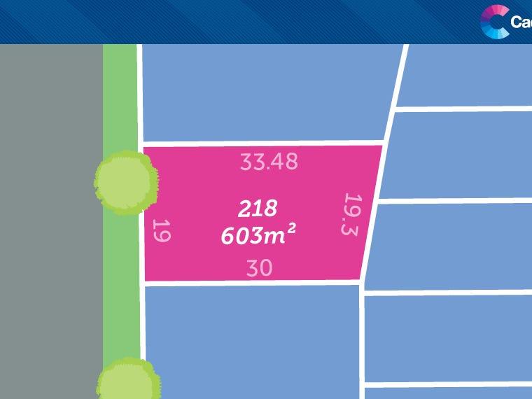 Lot 218 Caddens Hill, Caddens, NSW 2747