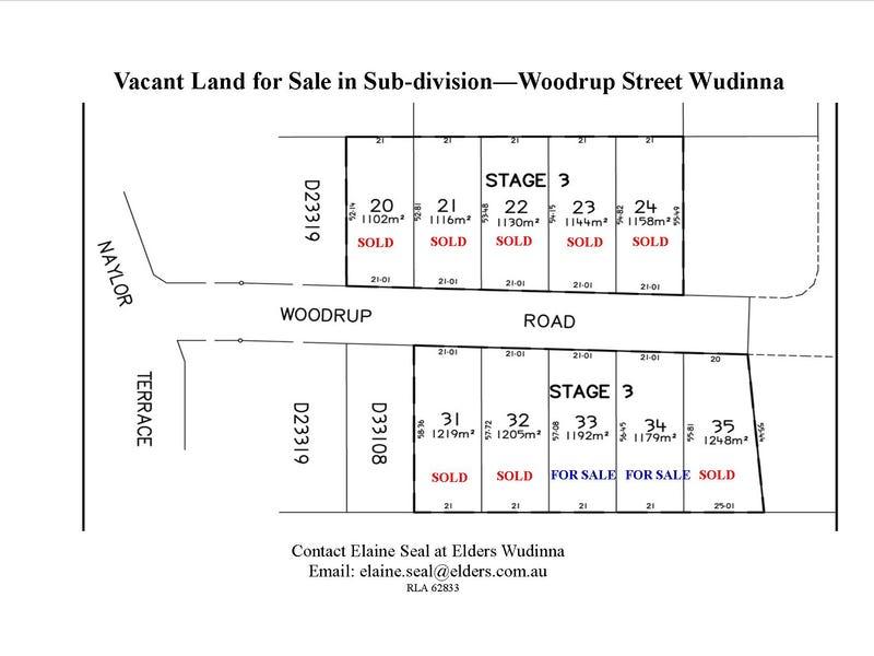 33 & 34 Woodrup Street, Wudinna