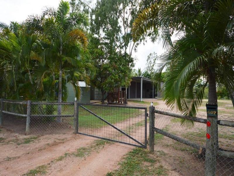 402 Forestry Road Road, Bluewater, Qld 4818