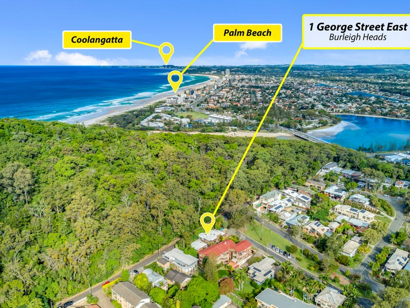 1,2,3/1 George Street East, Burleigh Heads, Qld 4220