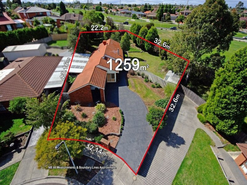 6 Borrowdale Court, Mill Park, Vic 3082