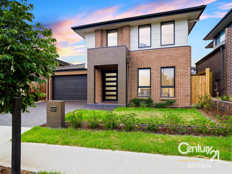 14 Dunphy Street, The Ponds, NSW 2769