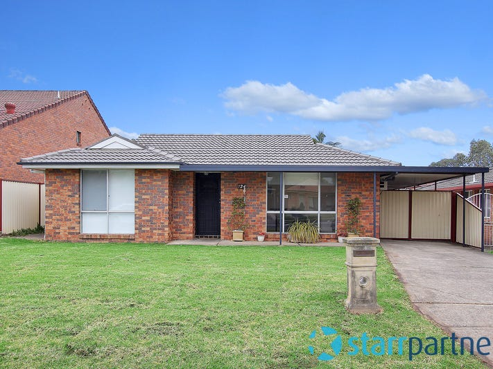 124 McFarlane Drive, Minchinbury, NSW 2770