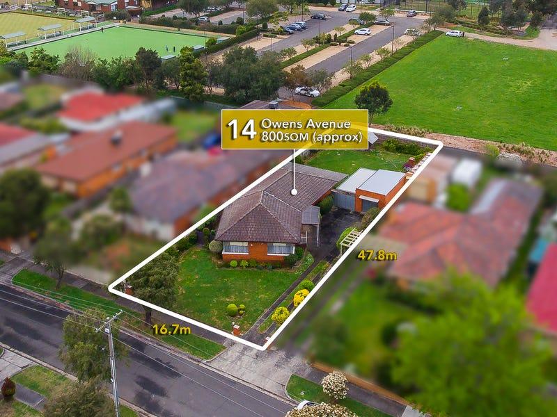 14 Owens Avenue, Glen Waverley, Vic 3150
