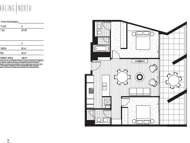 NE3 Dearing Square, Sydney, NSW 2000 - floorplan