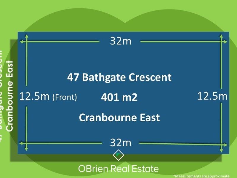 47 Bathgate Crescent, Cranbourne East, Vic 3977