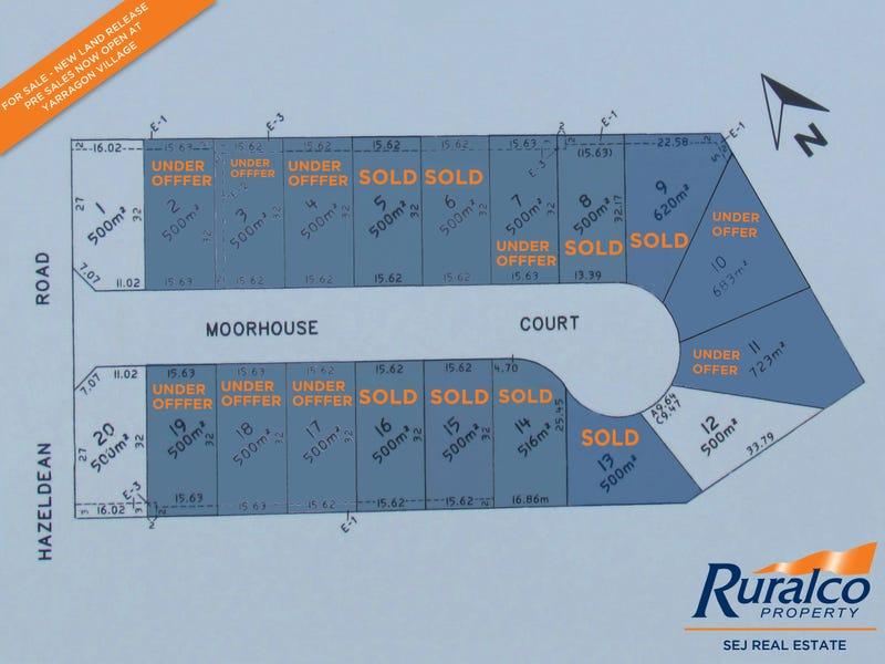 Lots 1-20 Moorhouse Court, Yarragon, Vic 3823