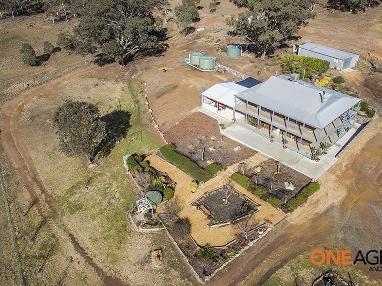 116 Ryrie Hill Road, Michelago, NSW 2620