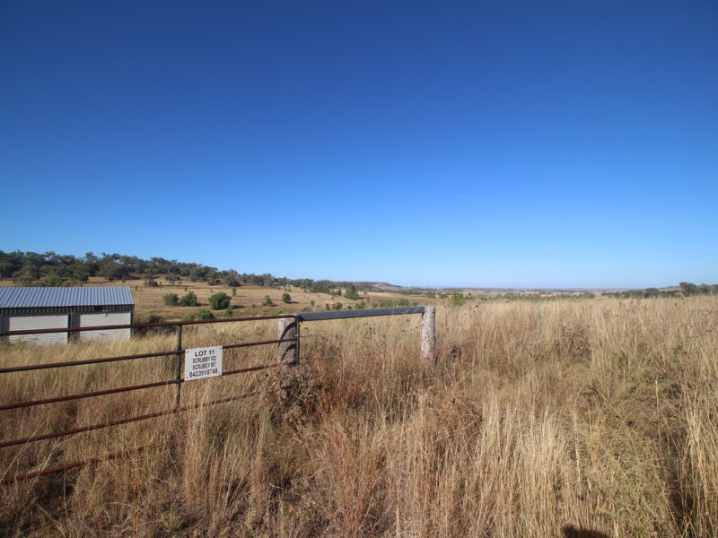 Lot 11 Morrison Road, Scrubby Mountain, Qld 4356