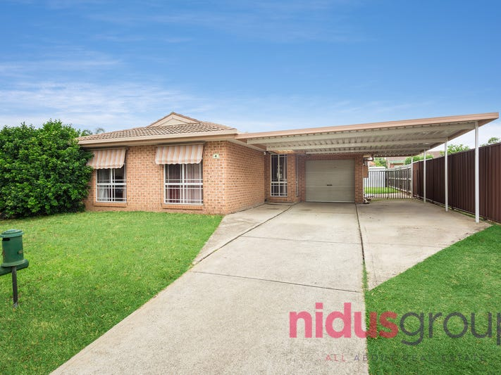 4 Osmond Court, Hassall Grove, NSW 2761
