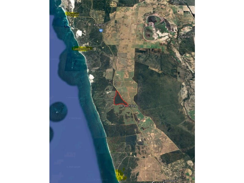Lot 5707 Greenwood Coast Rd, Breton Bay, WA 6043