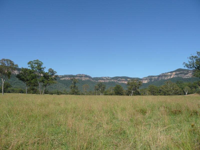 Lot 3 Wolgan Road, Wolgan Valley, NSW 2790