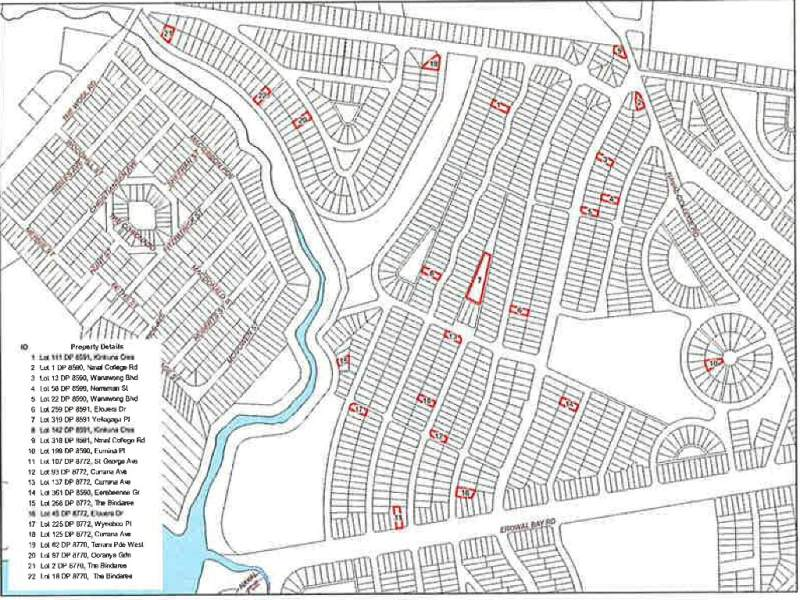 Lot 125 DP 8772, Currana Avenue, Worrowing Heights, NSW 2540