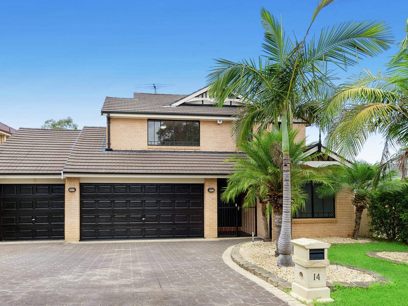 14 Perfection Avenue, Stanhope Gardens, NSW 2768