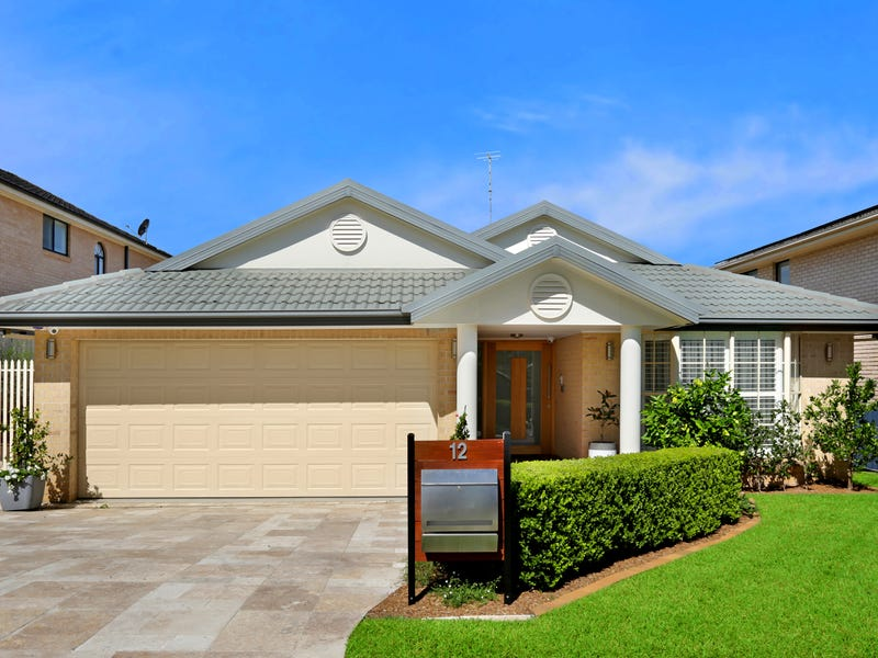 12  Perfection Avenue, Stanhope Gardens, NSW 2768
