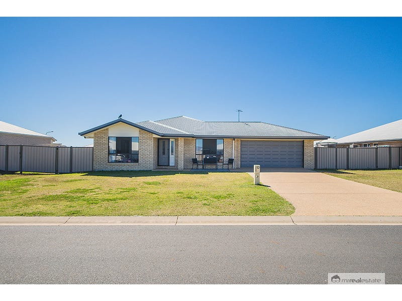 12 Belltrees Place, Gracemere, Qld 4702
