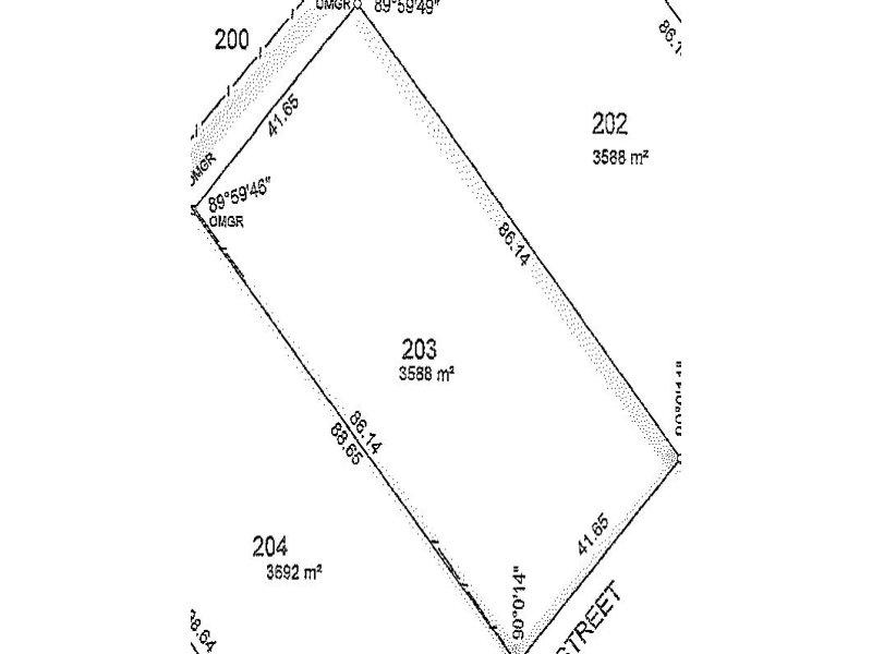 Lot 203 Woodley Street, West Lamington, WA 6430