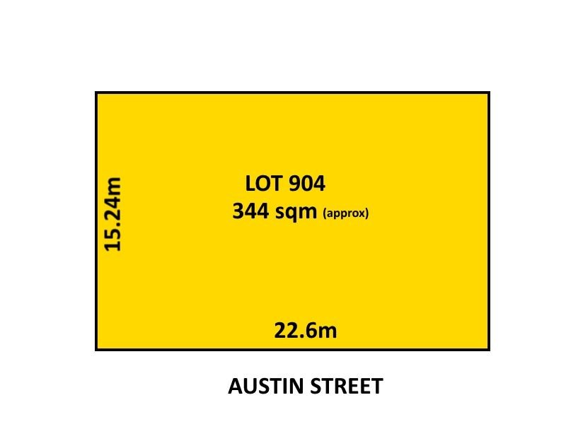 Lot 904 Austin Street, Croydon Park, SA 5008