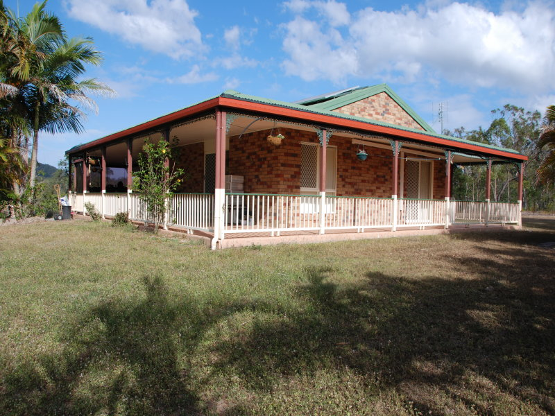 200 Baldaw Rd, Captain Creek, Qld 4677