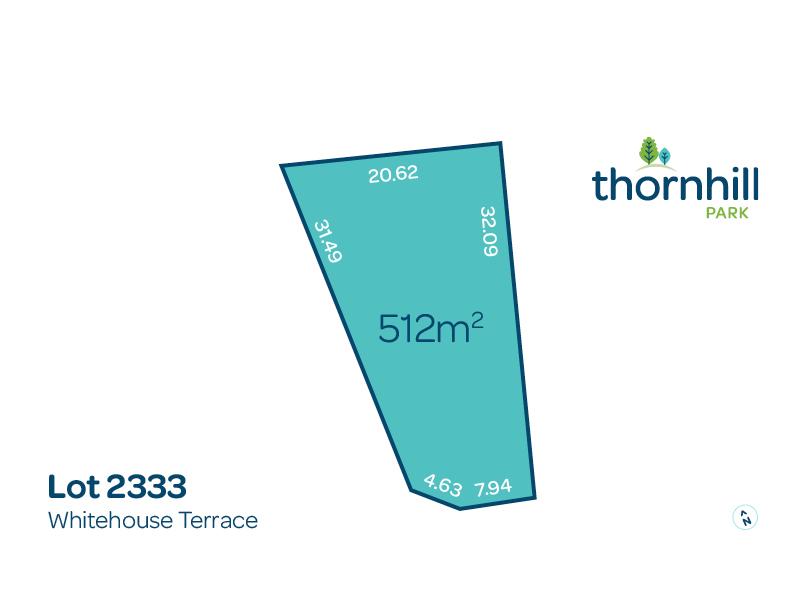 Lot 2333, Whitehouse Terrace, Rockbank, Vic 3335
