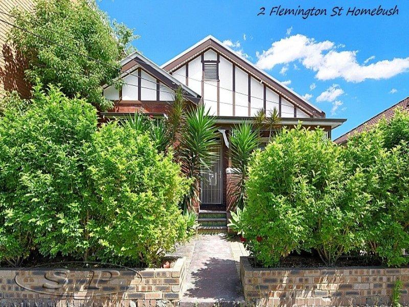2-12 Flemington Road, Homebush West, NSW 2140
