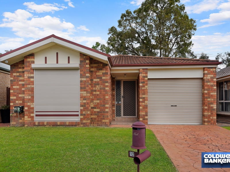 12 Sandover Court, Wattle Grove, NSW 2173