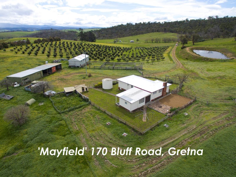 Mayfield - 170 Bluff Road, Gretna, Tas 7140