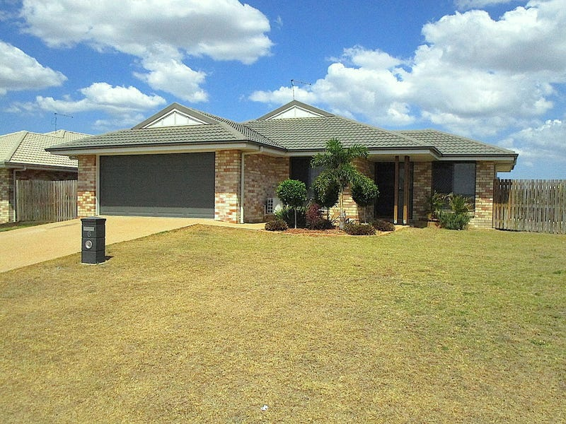 6 Bronco Crescent, Gracemere, Qld 4702
