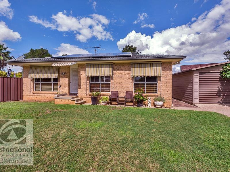 9 Campfire Court, Werrington Downs, NSW 2747