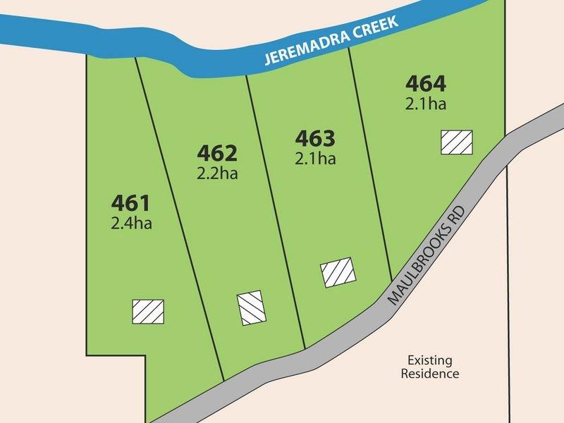 Lot 461 Maulbrooks Road, Mogo, NSW 2536