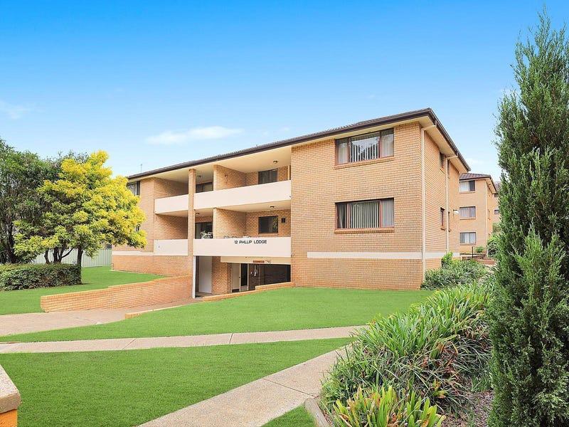 6/12 Bellevue Street, North Parramatta, NSW 2151