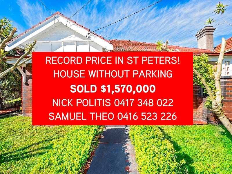 63 Silver Street, St Peters, NSW 2044