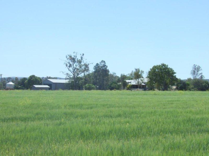 2024 Oakey-Cooyar road, Goombungee, Qld 4354