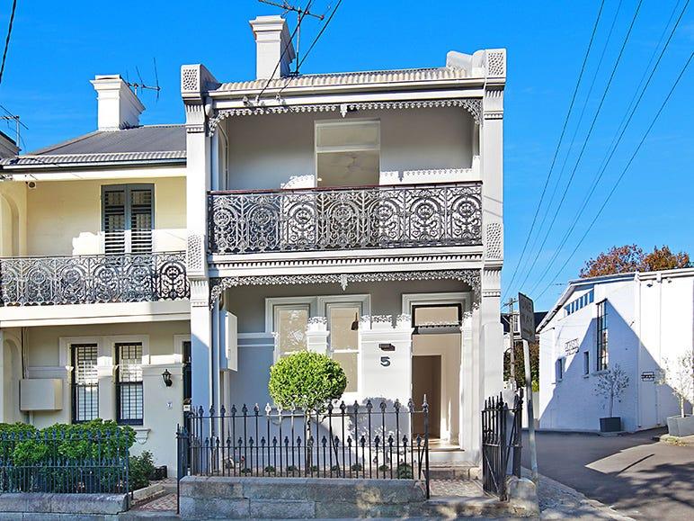 5 Liverpool Street, Paddington, NSW 2021