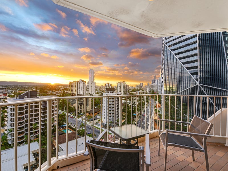 12F/50 OLD BURLEIGH ROAD, Surfers Paradise, Qld 4217