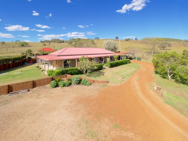 63 LITZOWS ROAD, Tarampa, Qld 4311