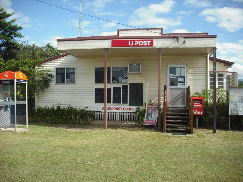 5381 Bruce Highway  Calen Post Office, Calen, Qld 4798
