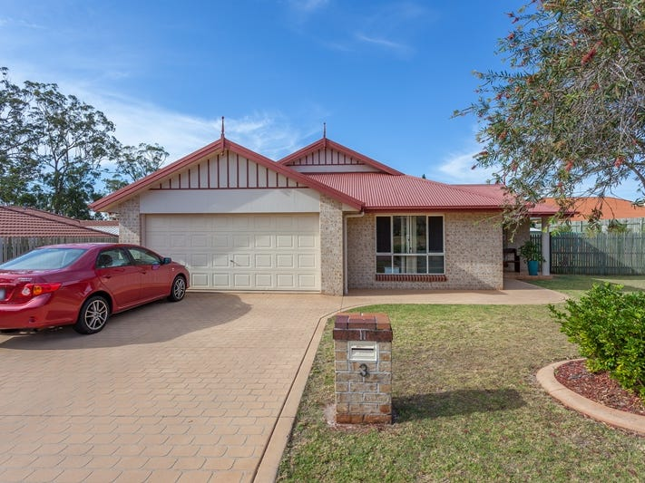 3 Fairview Close, Rangeville, Qld 4350