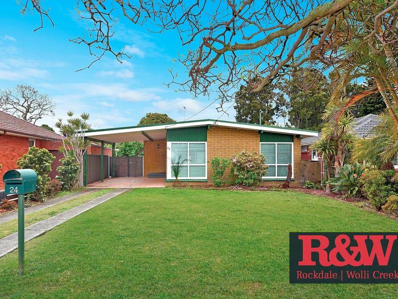 24 Chestnut Drive, Banksia, NSW 2216