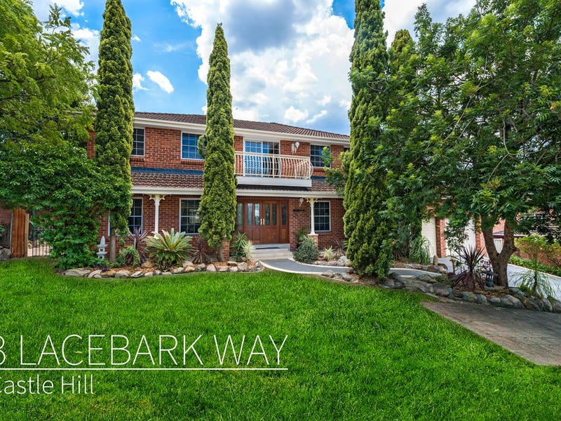 3 Lacebark Way, Castle Hill, NSW 2154