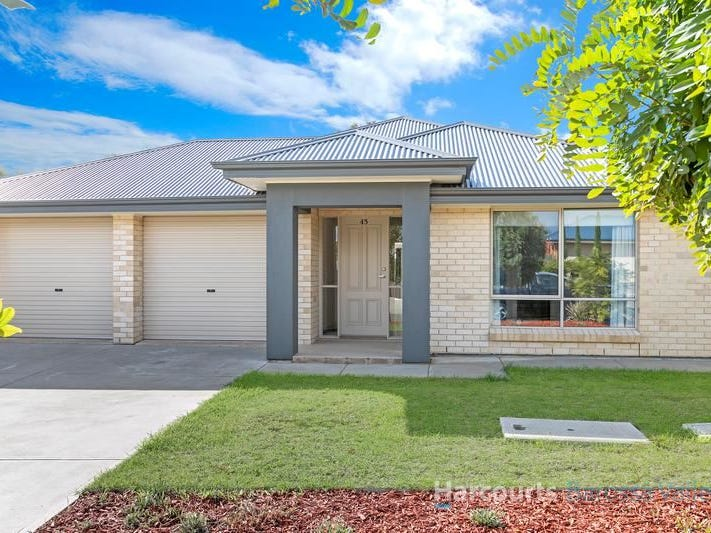 45 Trestrail Circuit, Williamstown, SA 5351