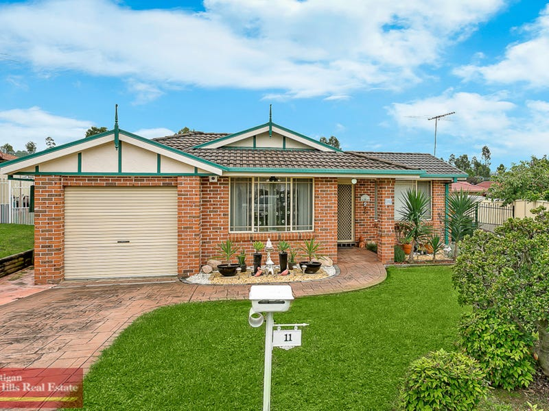 11 Tony Place, Glendenning, NSW 2761
