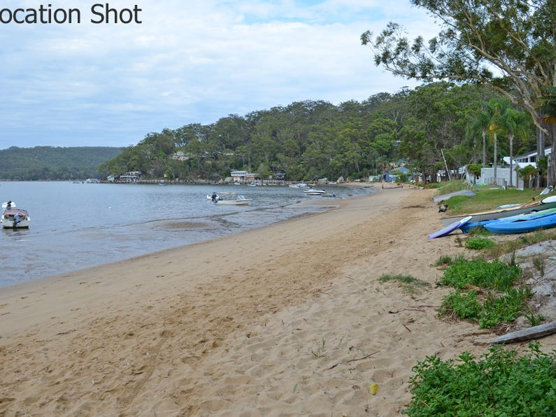 14 Grantham Crescent, Dangar Island, NSW 2083