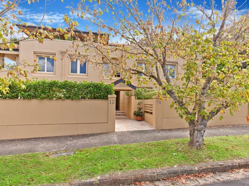 11/12-14 Bardwell Road, Mosman, NSW 2088