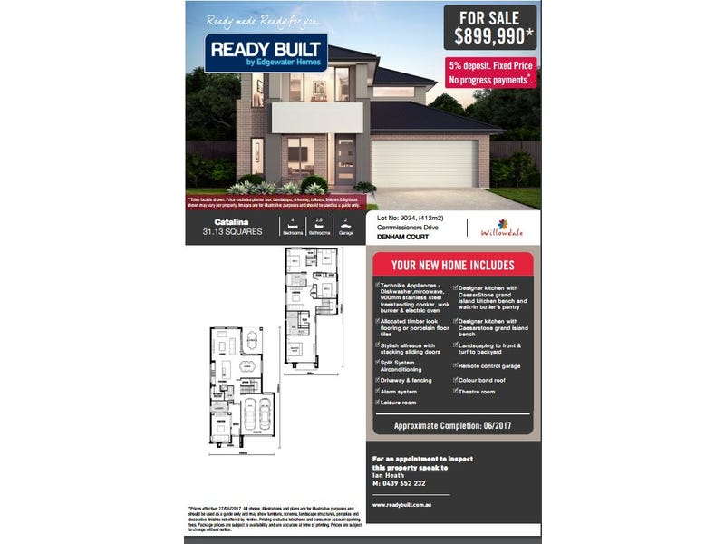 9034 Commissioners Drive, Leppington