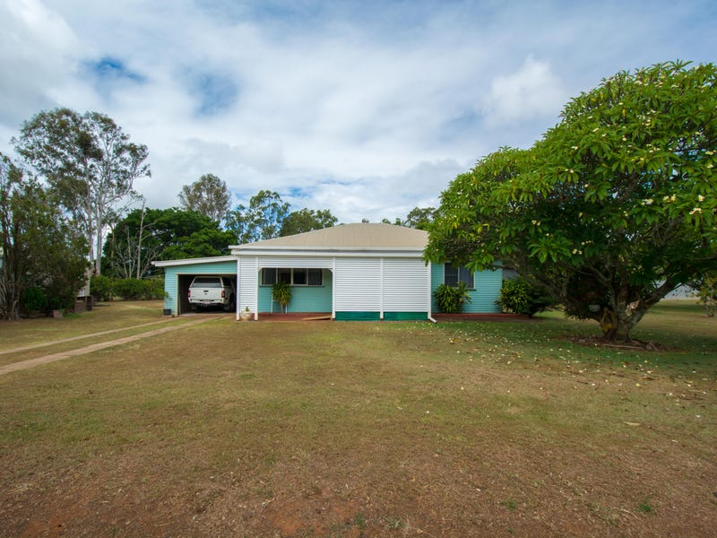 553 Moore Park Road, Welcome Creek, Qld 4670